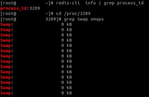 Verificando Memória Swap no Redis